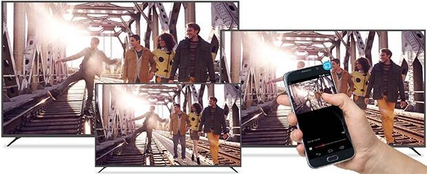I televisori della gamma 4K UHD LED TV di Polaroid
