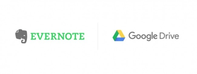Evernote-Google Drive