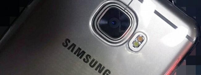 Samsung Galaxy C5 leaked