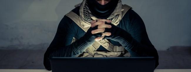 Terrorista al computer
