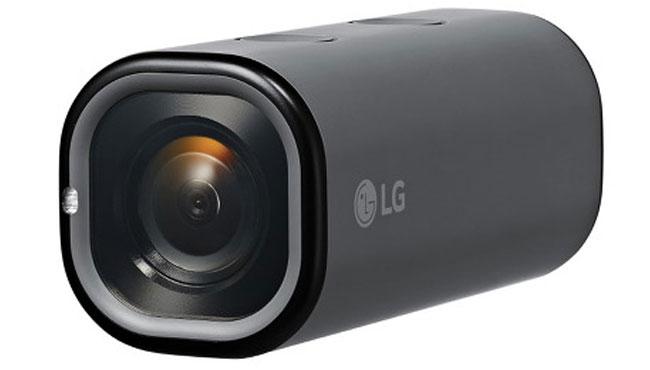 LG Action CAM LTE