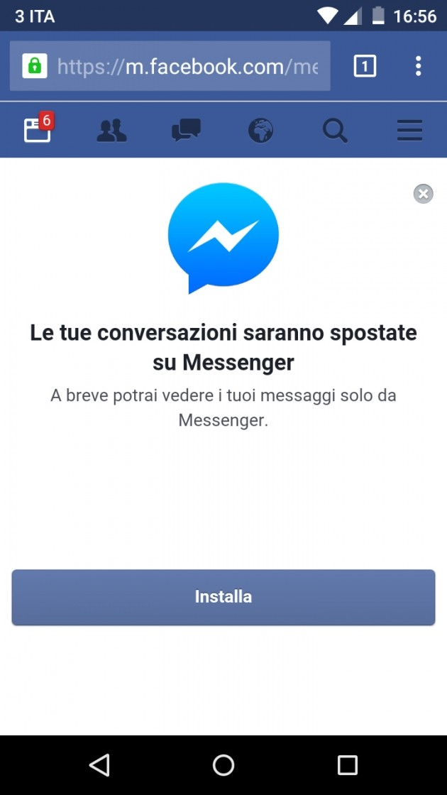 Facebook-mobile-Android
