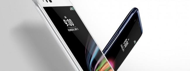 LG X mach e X power
