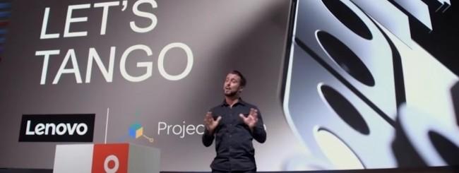 Lenovo Project Tango 1