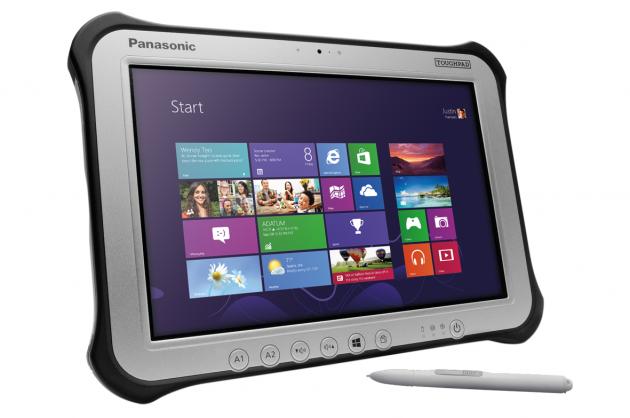 Panasonic Toughpad FZ-G1