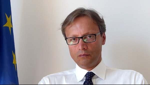 Fabrizio Spada è il direttore della Rappresentanza in Italia della Commissione Europea. Gli uffici hanno sede a Milano.