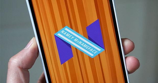 """L'easter egg contenuto nella Developer Preview di Android N svela quello che """"sarebbe"""" il nome definitivo della release: Namey McNameface"""