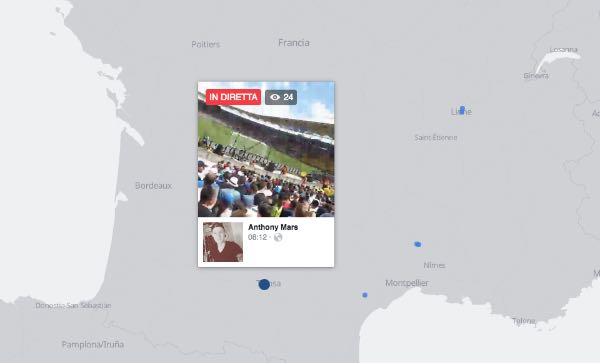 Italia - Svezia, in diretta con Facebook Live