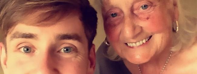 Ben John e sua nonna