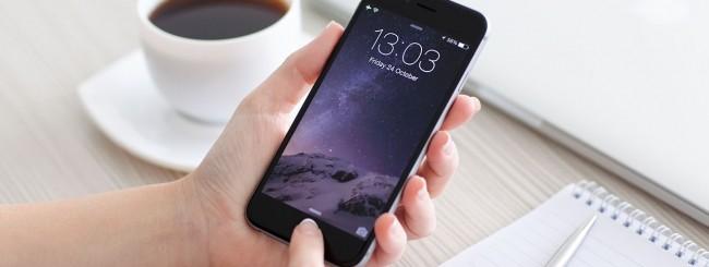 iPhone, grigio siderale