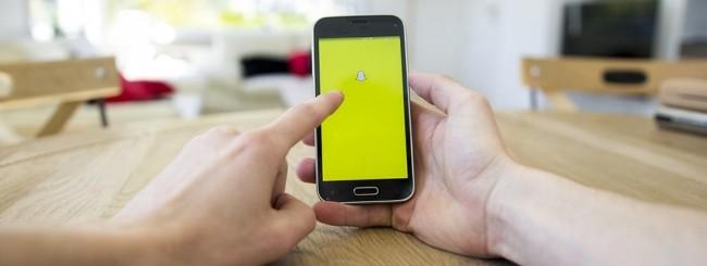 snapchat magazine smartphone mani