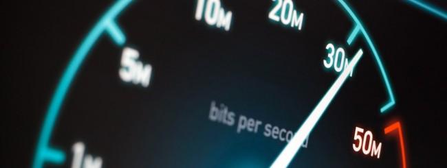 Velocità Internet