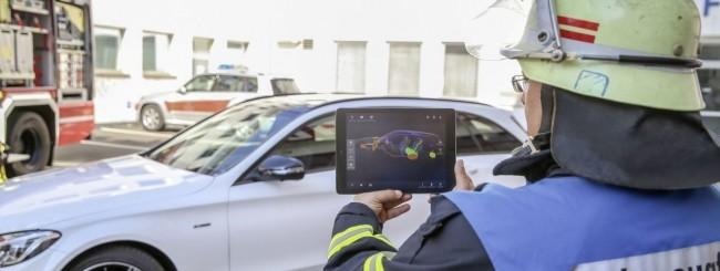 Mercedes Rescue Assist