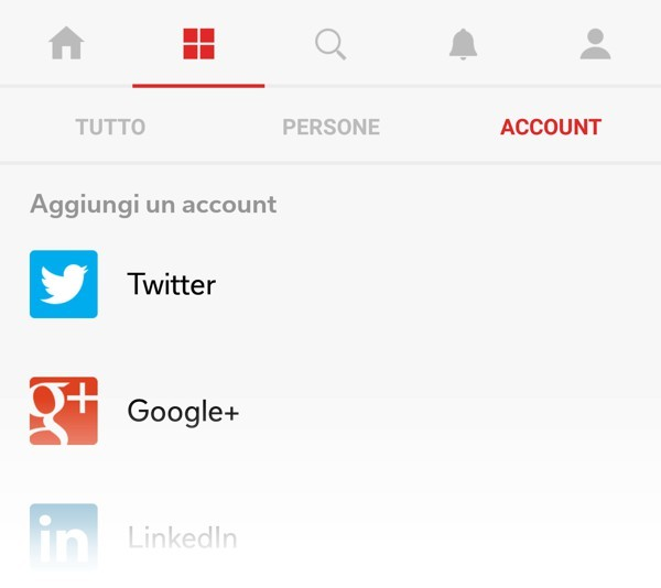 Come collegare i propri social network a Flipboard