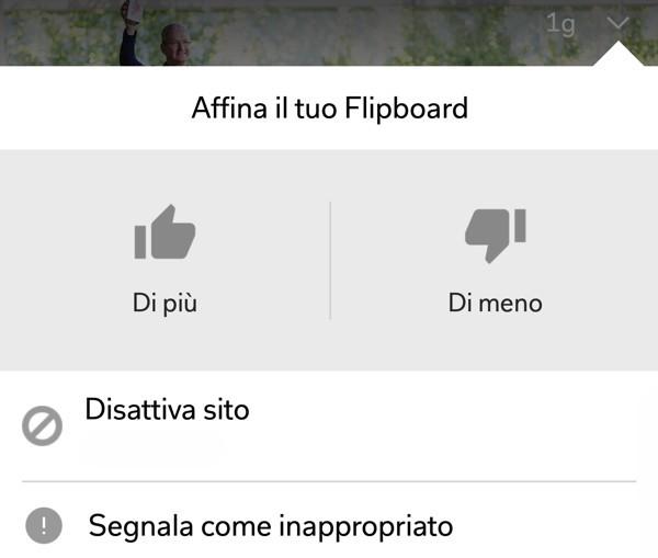 Come affinare la propria esperienza Flipboard