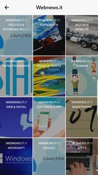 Riviste Webnews su Flipboard