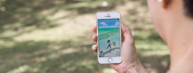Pokémon GO su iPhone