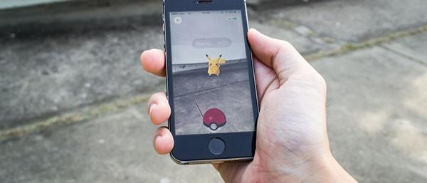 Pokémon e realtà aumentata