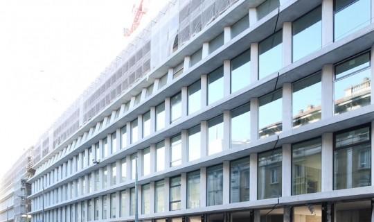 Nuova sede Microsoft a Milano