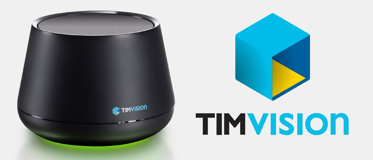 Timvision arrivato il decoder con android tv webnews for Timvision app smart tv