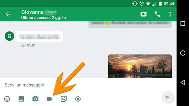 L'aggiornamento alla versione 11 dell'applicazione introduce sui dispositivi Android la possibilità di inviare videomessaggi ai propri contatti tramite Hangouts