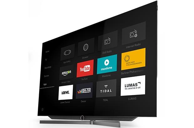 Loewe bild 7, il televisore OLED con tecnologia VantaVision