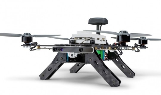 Intel Aero Ready To Fly