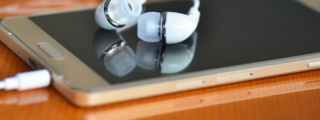 Jack audio smartphone