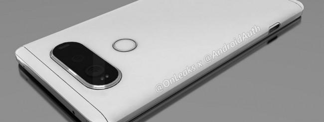 LG V20 leaked render