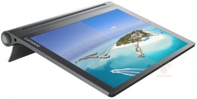 Lenovo Yoga Tab 3 Plus 10 leaked