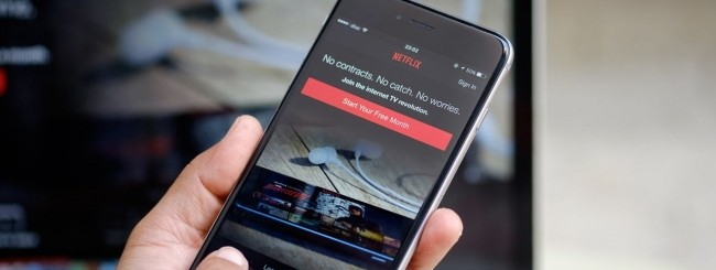 Netflix su iPhone