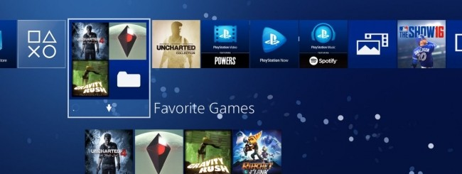 PS4 System Software 4.0 beta