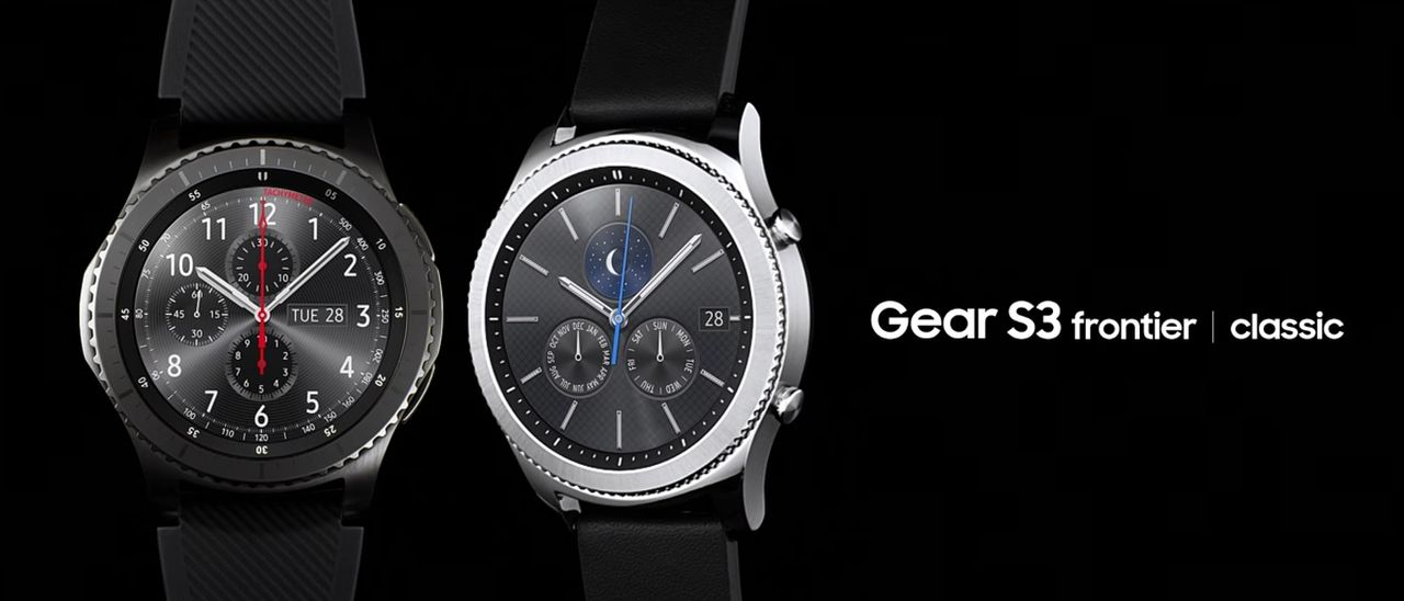 samsung gear s3 le immagini webnews. Black Bedroom Furniture Sets. Home Design Ideas
