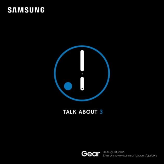 Samsung Gear S3 - IFA 2016