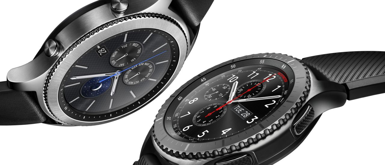 Super Samsung Gear S3 | Webnews XG93