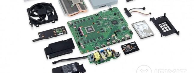 Xbox One S teardown