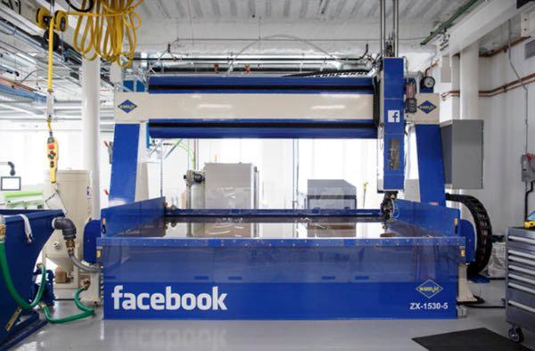 Area 404, Facebook apre un nuovo laboratorio