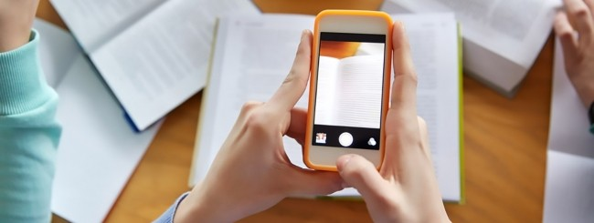 Libri e smartphone