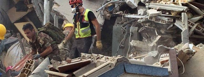 terremoto immagine