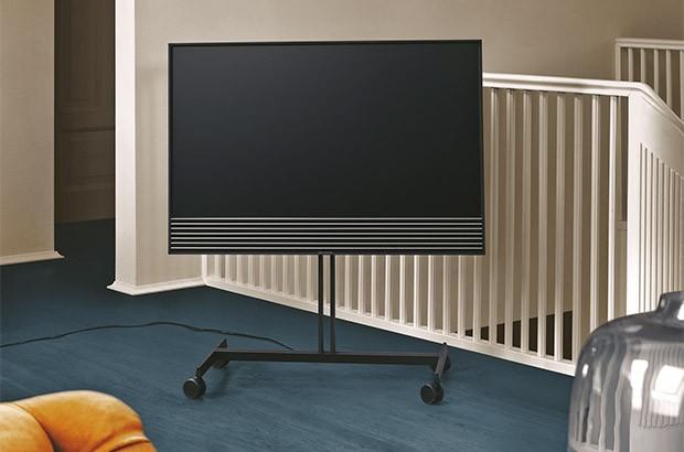 Il televisore BeoVision Horizon di Bang & Olufsen