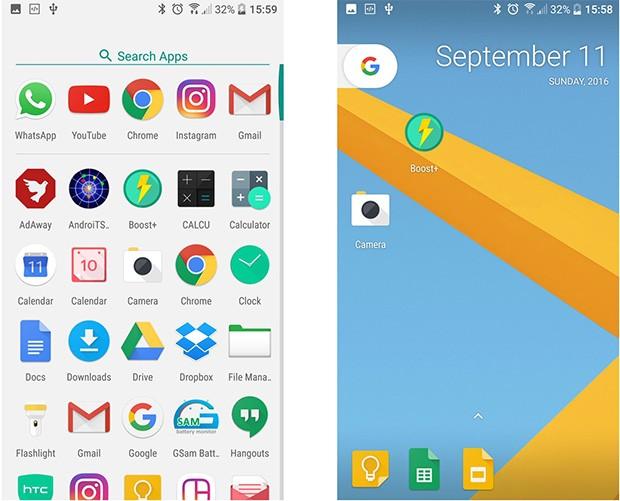 Il Pixel Launcher di Google (ex Nexus Launcher)