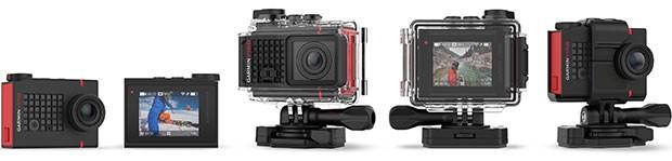 La nuova action camera Garmin VIRB Ultra 30