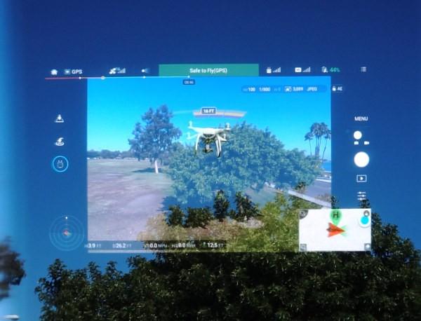 DJI ed Epson: la realtà aumentata arriva sui droni