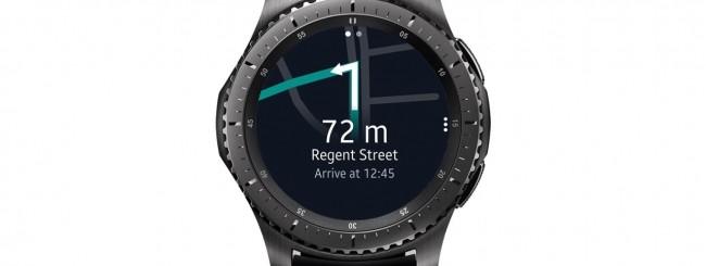 HERE WeGo - Samsung Gear S3