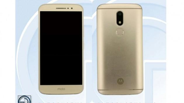 Motorola Moto M leak