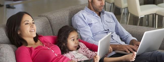 Bambini e Netflix