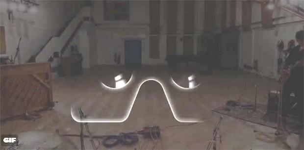Un frame del filmato condiviso da Google