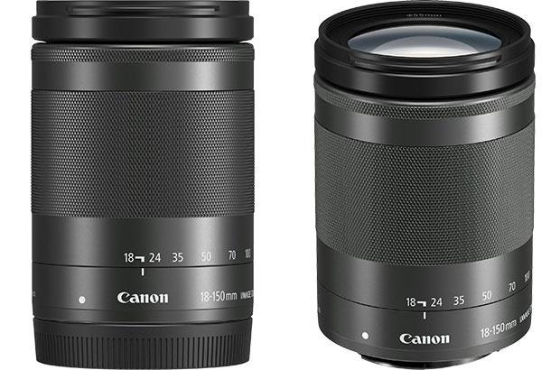 Il nuovo obiettivo EF-M 18-150mm f/3.5-6.3 IS STM di Canon