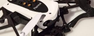 I droni Parrot Swing e Mambo, le nostre immagini