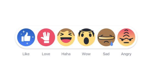 Facebook celebra Star Trek con speciali reazioni